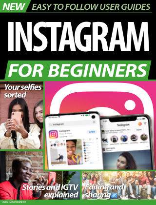 Instagram For Beginners No.1-2020