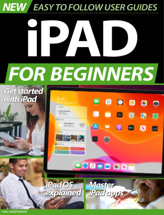iPad For Beginners No.1-2020