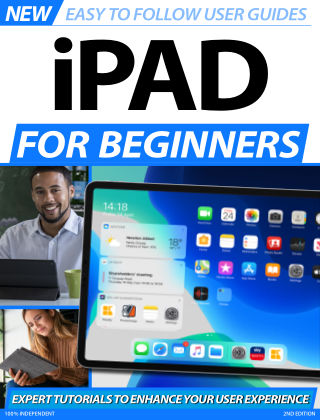 iPad For Beginners No.3 - 2020