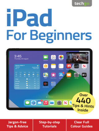 iPad For Beginners November 2020