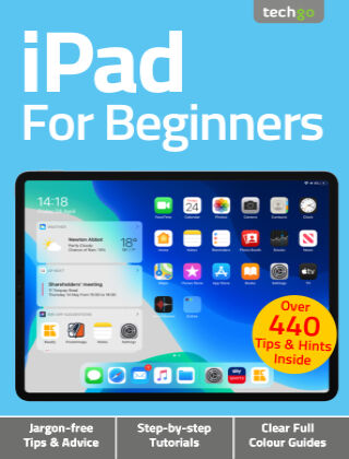 iPad For Beginners May 2021