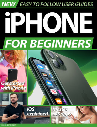 iPhone For Beginners No.1-2020