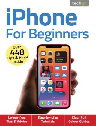 iPhone For Beginners November 2020