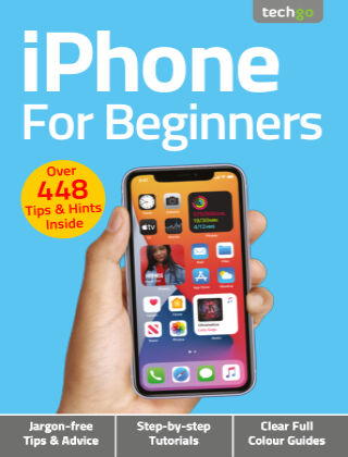 iPhone For Beginners May 2021