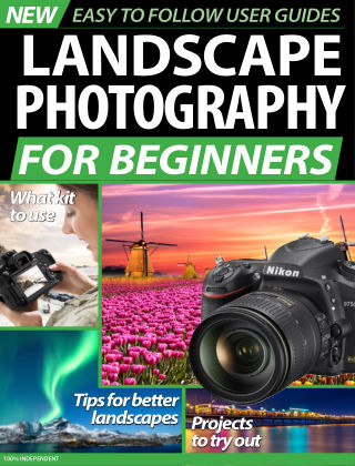 Landscape Photography For Beginners No.1-2020