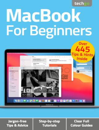 MacBook For Beginners May 2021