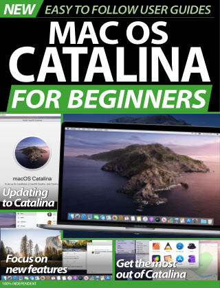 macOS Catalina For Beginners No.1-2020