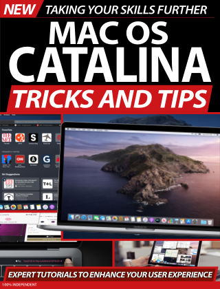 macOS Catalina For Beginners No.2-2020