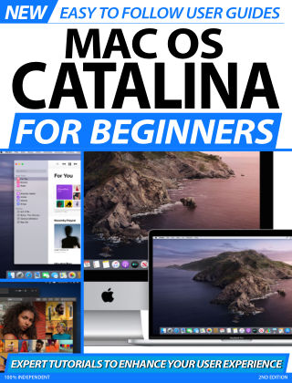 macOS Catalina For Beginners No.3 - 2020