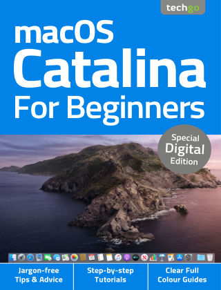 macOS Catalina For Beginners No.5 - 2020