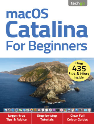 macOS Catalina For Beginners November 2020