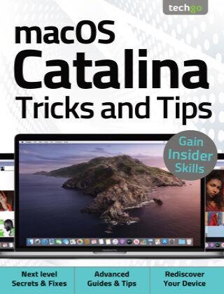 macOS Catalina For Beginners March 2021