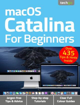 macOS Catalina For Beginners May 2021