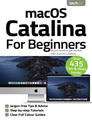 macOS Catalina For Beginners August 2021
