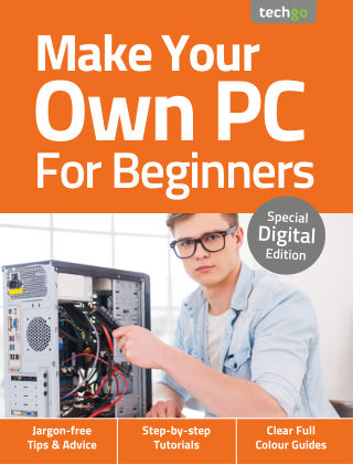 Make Your Own PC For Beginners No.5 - 2020