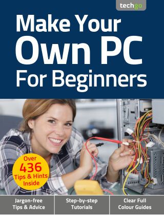 Make Your Own PC For Beginners May 2021