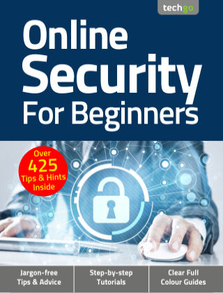 Online Security For Beginners May 2021