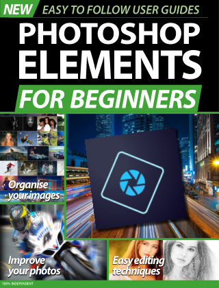 Photoshop Elements For Beginners No.1-2020