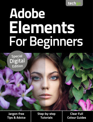 Photoshop Elements For Beginners No.5 - 2020