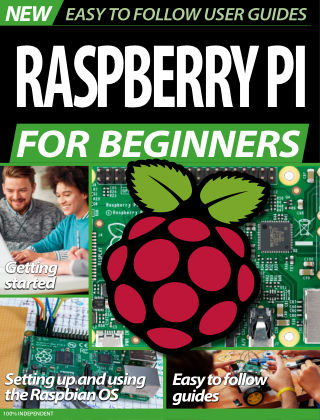 Raspberry Pi For Beginners No.1-2020
