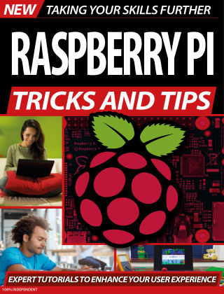 Raspberry Pi For Beginners No.2-2020