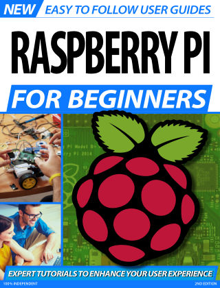 Raspberry Pi For Beginners No.3 - 2020