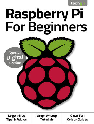 Raspberry Pi For Beginners No.5 - 2020