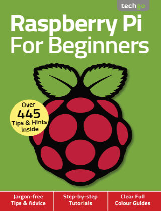 Raspberry Pi For Beginners November 2020