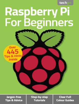 Raspberry Pi For Beginners May 2021
