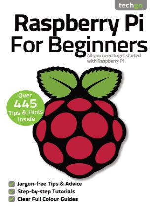 Raspberry Pi For Beginners August 2021