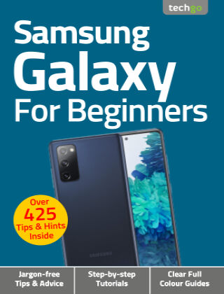 Samsung Galaxy For Beginners May 2021