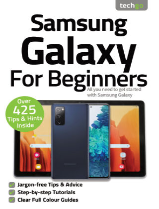 Samsung Galaxy For Beginners August 2021