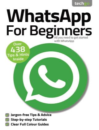 WhatsApp For Beginners August 2021