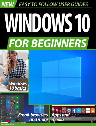 Windows 10 For Beginners No.1-2020