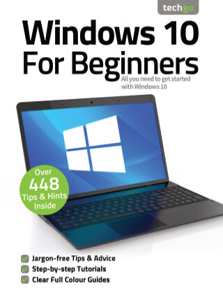 Windows 10 For Beginners August 2021