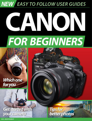 Canon For Beginners No.1-2020