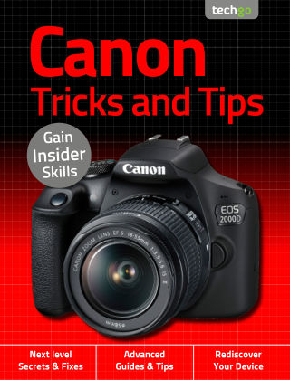 Canon For Beginners September 2020
