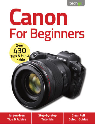 Canon For Beginners November 2020