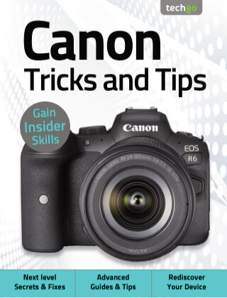 Canon For Beginners March 2021