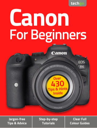 Canon For Beginners May 2021