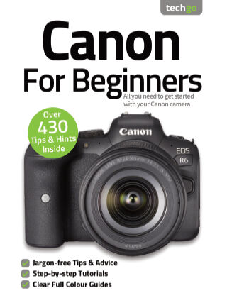 Canon For Beginners August 2021