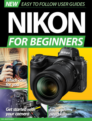 Nikon For Beginners No.1-2020