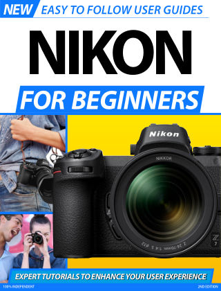 Nikon For Beginners No.3 - 2020