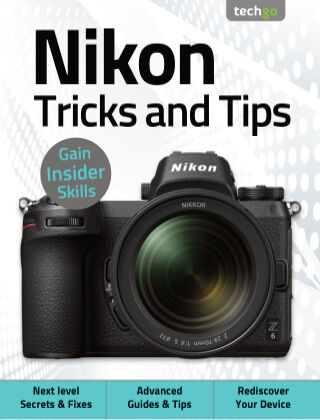 Nikon For Beginners March 2021