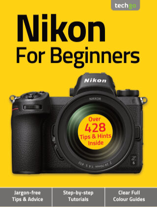 Nikon For Beginners May 2021