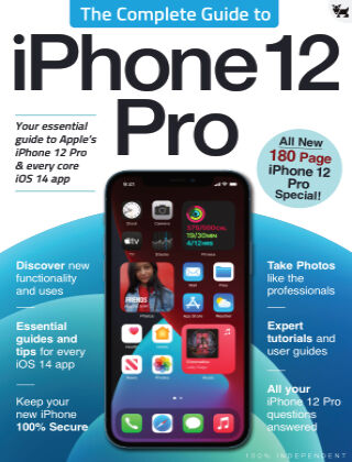 The Complete Guide to: iPhone 12 Pro Oct 2020