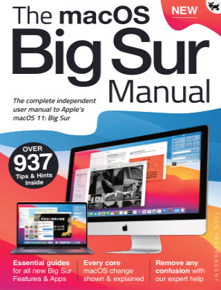 The macOS Big Sur Manual November 2020