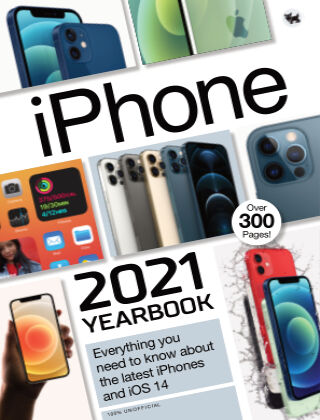 iPhone 2021 Yearbook January 2021