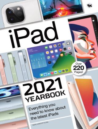 iPad 2021 Yearbook January 2021