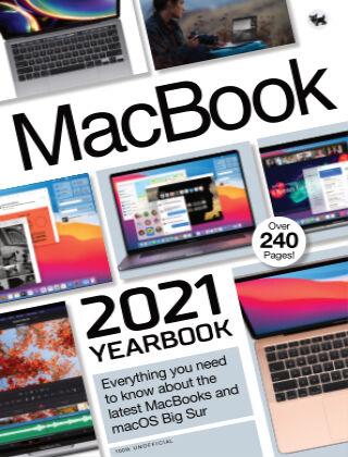MacBook 2021 Yearbook January 2021